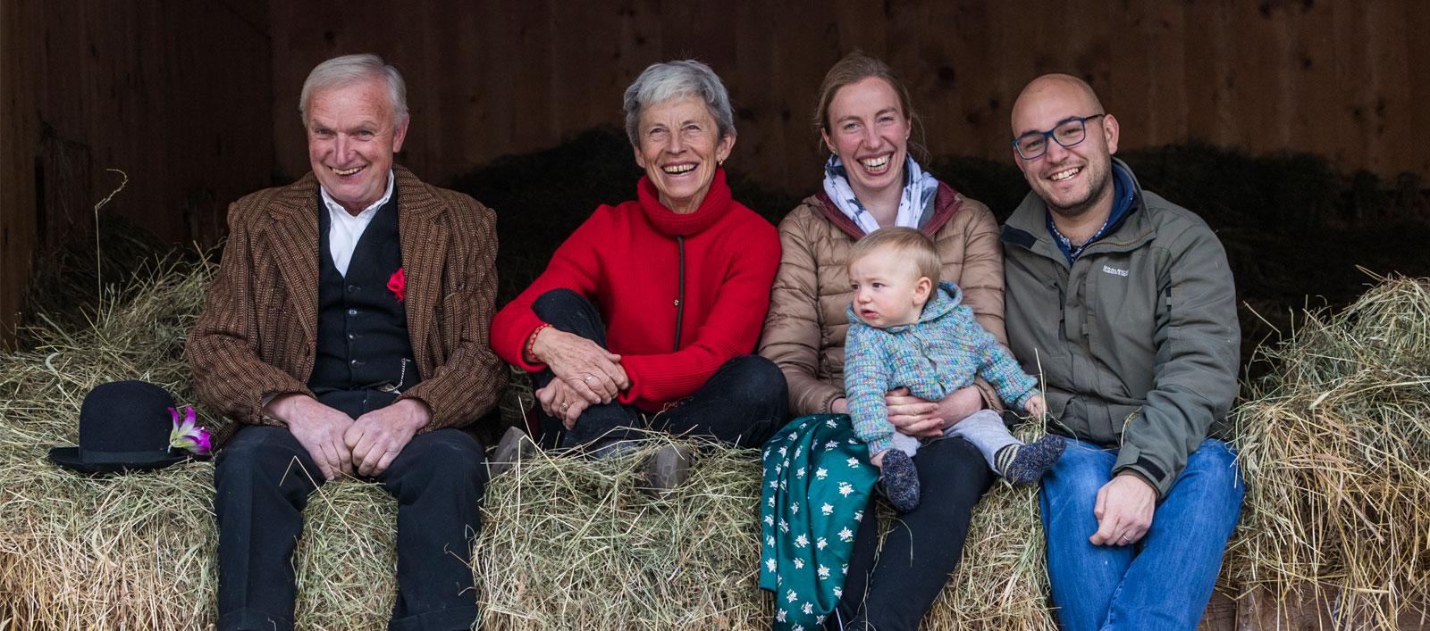 Famiglia Brunel Agriturismo Biologico Ciasa dò Parè in Val di Fassa