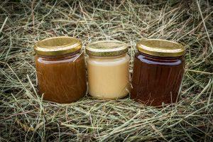 Produzione e vendita di miele biologico in Val di Fassa