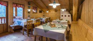 Ristorante Osteria contadina Ciasa dò Parè in Val di Fassa