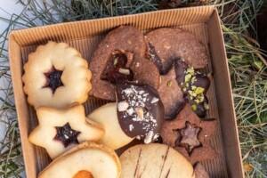 Biscotti Fatti a Mano per i Cesti regalo di Ciasa dò Parè