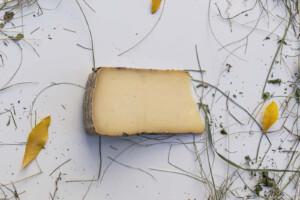 Formaggio Biologico dei cesti regalo della Val di Fassa