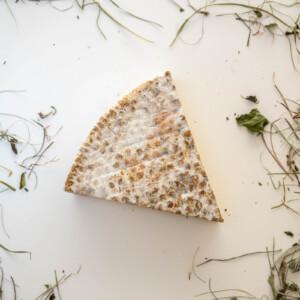 Crosta del formaggio bio Saint Nectaire