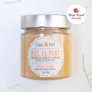 Miele Millefiori Biologico d'Alta Montagna Presidio Slow Food • Miel da Mont