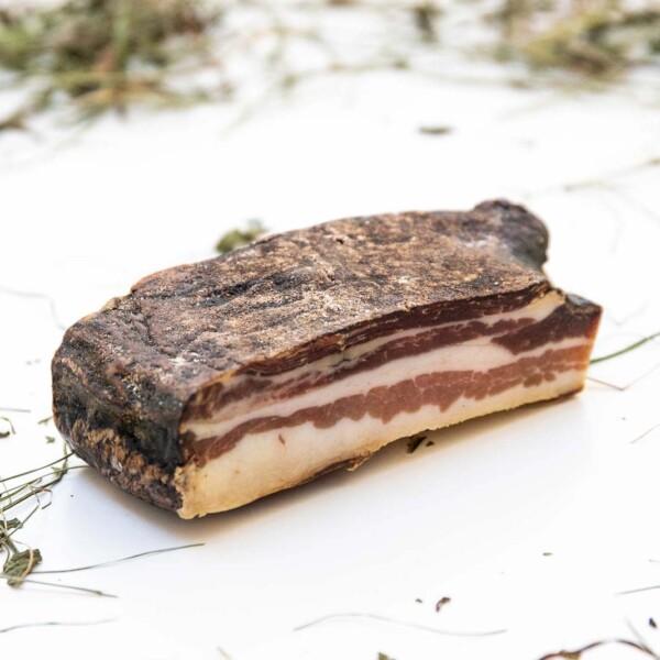 pancetta di maiale biologica